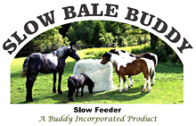 Slow Bale Buddy Logo